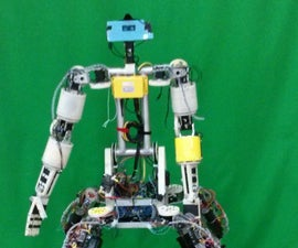 How to build your own DARPA Robotics Challenge Finals Robot. Really!