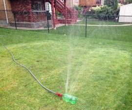 DIY Sprinkler Fun!