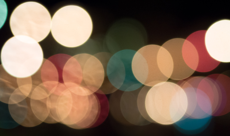 Picture of Make Bokeh Dots - Circles of Confusion