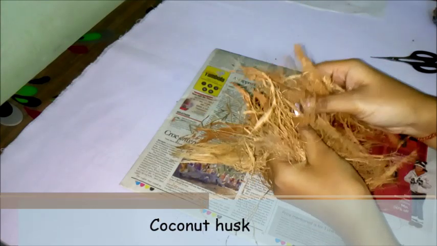 Picture of Making of Coconut