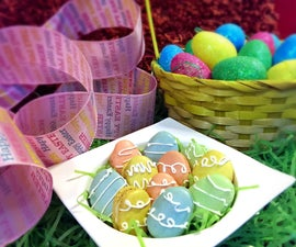 Easter Egg Macarons | Josh Pan