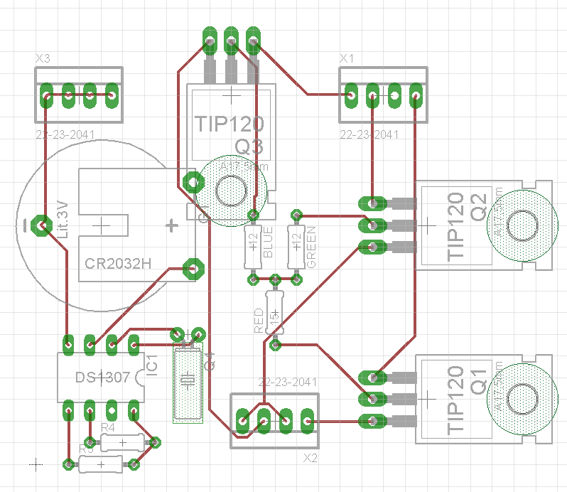 Picture of Build the Circuit Board