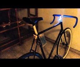 Proximity Safety Bike Light