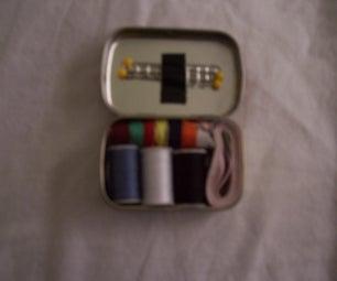 Super Dooper Handy Dandy Teeny Weeny Sewing Kit!