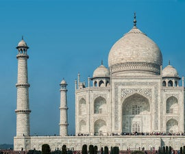 Taj Mahal: Gift for Lovers