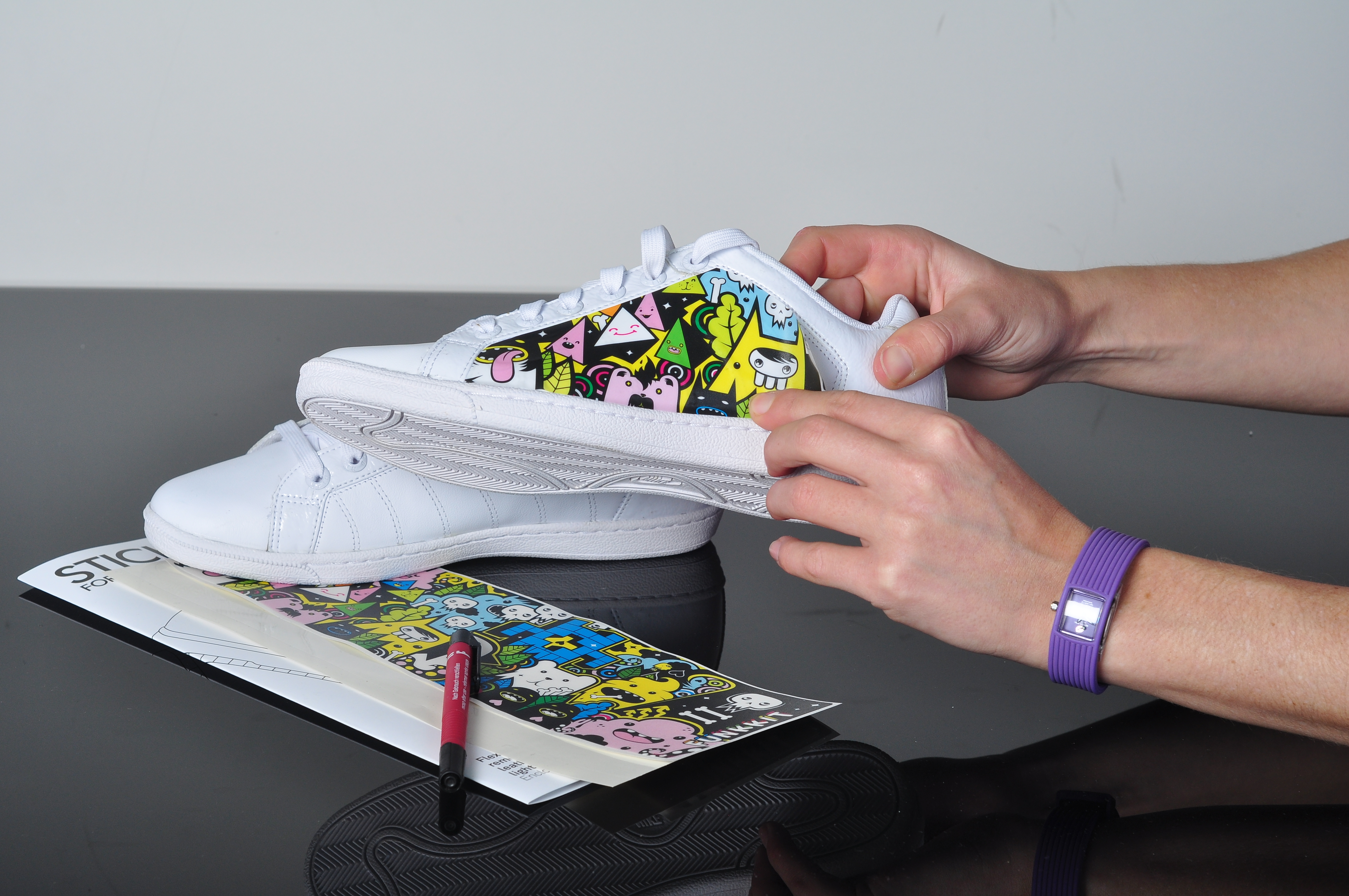 Picture of Customize Your Shoes