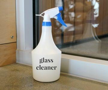 Label Your Bottle!