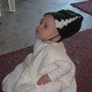 Infant/Toddler Bride of Frankenstein Costume