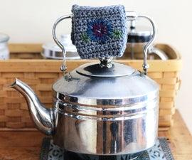 Crochet Teapot Handle Cozy