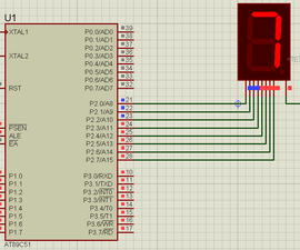 Interfacing 8051 Microcontroller With 7 Segment Display