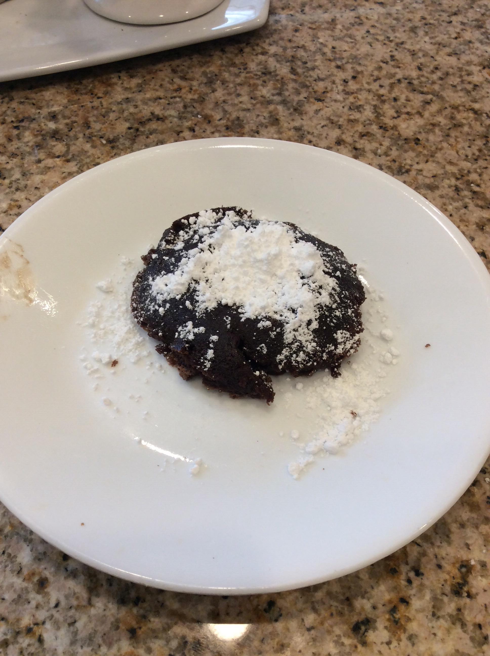 Picture of Molten Chocolate Lava Cake