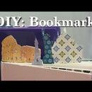DIY: Scenic Bookmarks