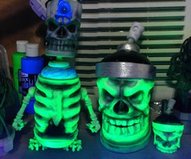 Ultimate Graffiti Reaper Designer Toys