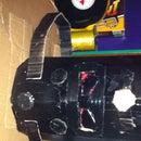 Fallout cardboard t51 power helmet