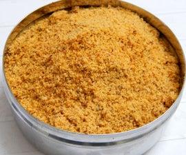 Homemade South Indian Idli powder