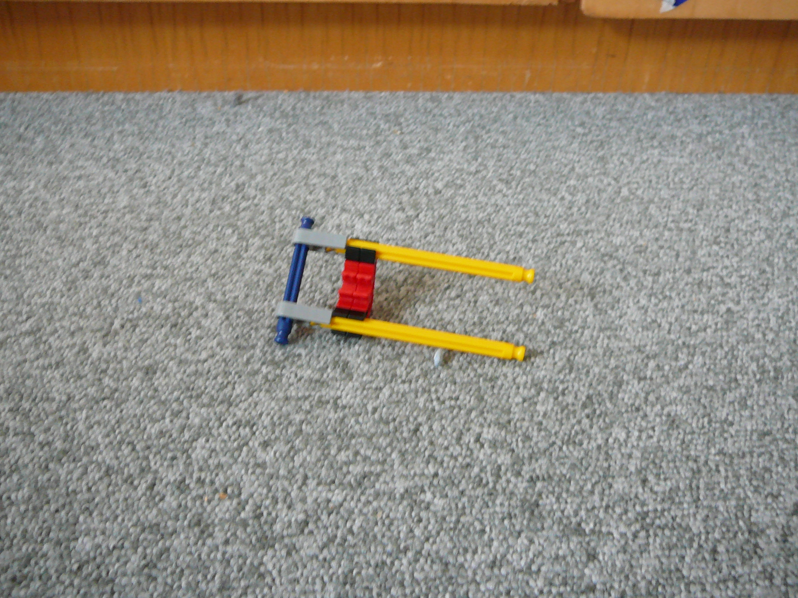 Picture of Rolling on Rods