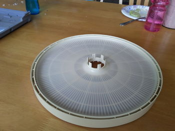 Picture of Locate a Dehydrator With a Variable Thermostat.