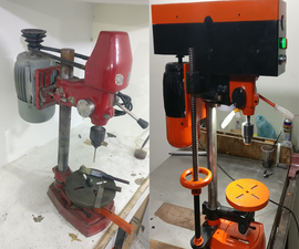 Transformation of Drill Press