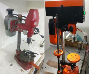 Transformation of Drill Press