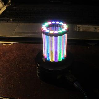 A Multicolor LED Lamp