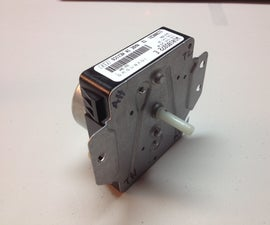 Test and Repair a clothes dryer switch