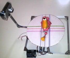 123D Scanner - Home made 3D Scanner