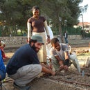 How to create a community garden