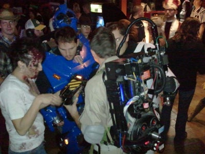 Ghostbusters Screen Accurate Costume and Proton Pack