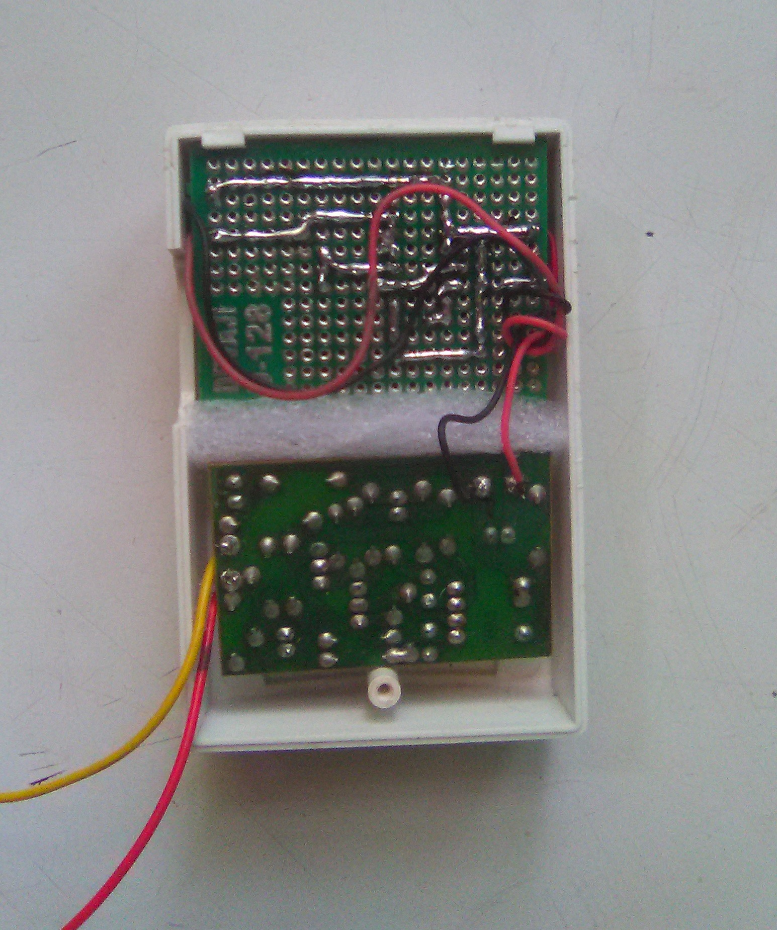 Picture of Assembling the Mosquito Repeller