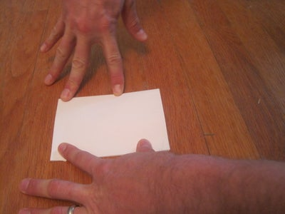 Card Preparation and Planning