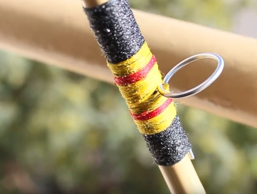 Picture of Fishing Rod and Reel