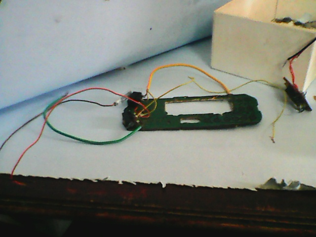Picture of Circuit Connection
