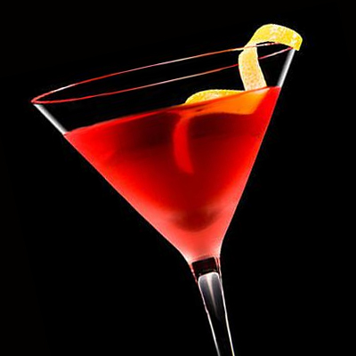 Picture of How to Make a Cosmopolitan