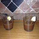 Cocoa Honey Bannana smoothie