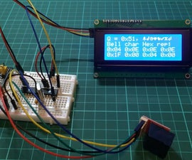 Microchip PIC Library to Control a 20 by 4 LCD Over I2C