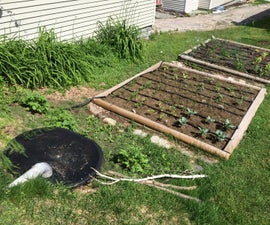 Improving a Big-box Drip Irrigation Kit