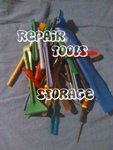 Repair Tools Storage