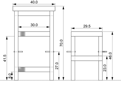 2nd Version Dimensions