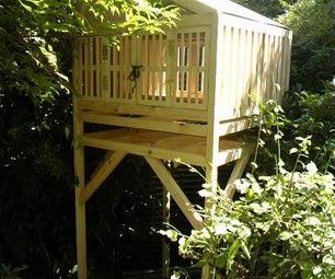The Stilts-Styled Quail House
