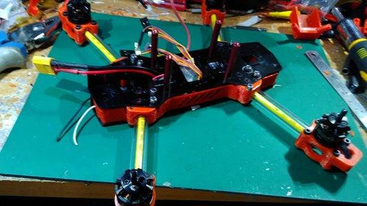 Setup Wiring..