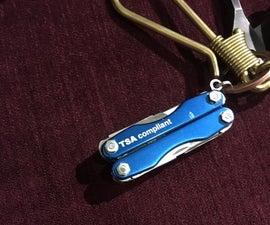 How to Make a TSA Compliant Multitool