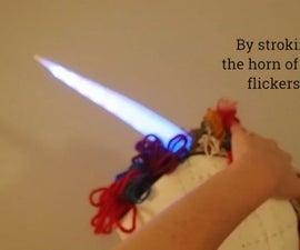 The Flickering Unicorn