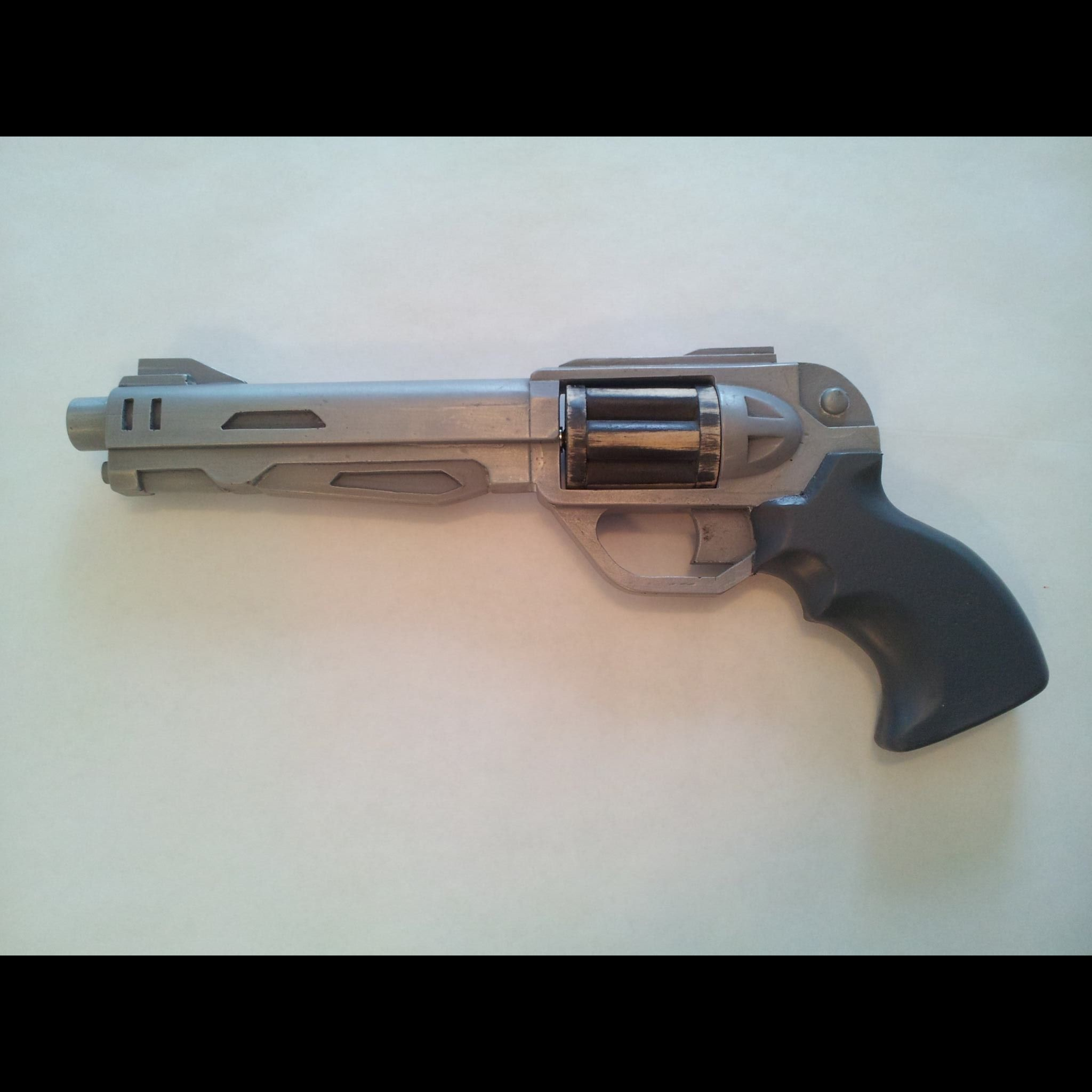 Picture of Borderlands 2 Jakobs Revolver - Modified