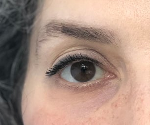 Filling in Sparse Eyebrows