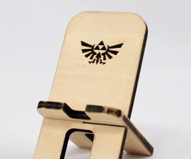 Nintendo Switch Royal Plywood Stand