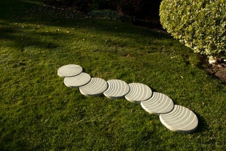 Placing Stepping Stones