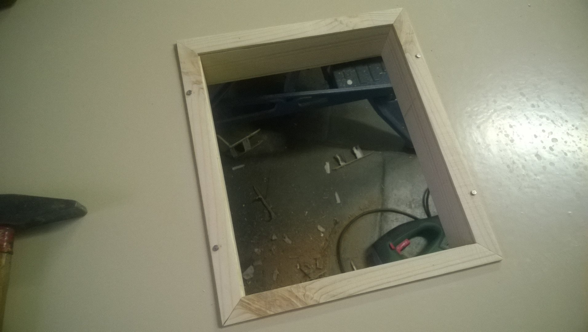Picture of Making a Door Frame