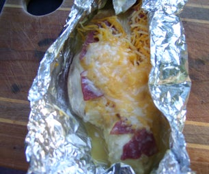 Cheesy Dijon Chicken on the Grill