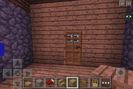 Doors and Inside Walls