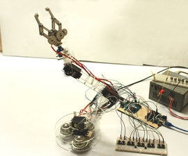 DIY Robotic Arm